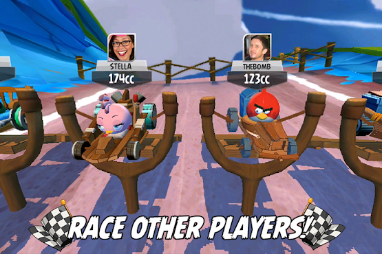 Angry Birds Go! v1.12.0
