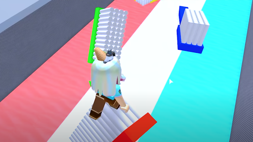 Crazy Cookie Swirl c Roblox's obby Mod 1.0 screenshots 4