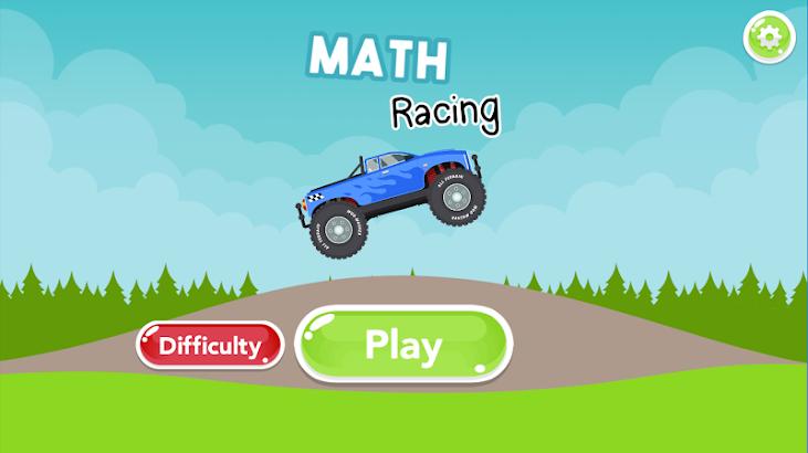 Math Racing- screenshot thumbnail