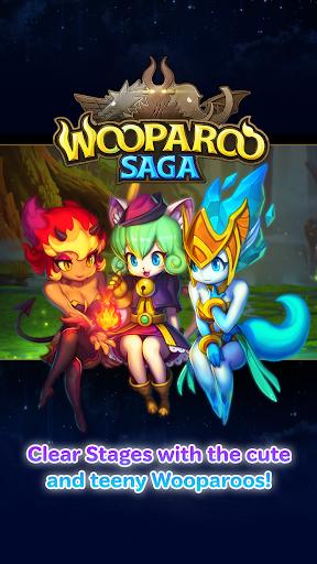 LINE Wooparoo Saga