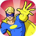 Super Heroes: Kids Puzzle Game icon