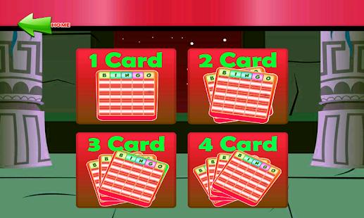 Bingo Mega Blast screenshot