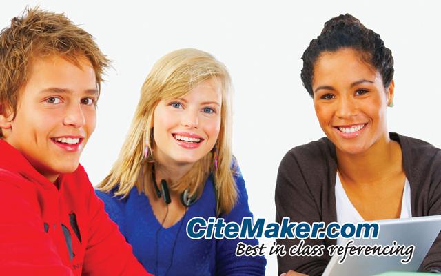 CiteMaker CiteWeb | APA 6th Edn.