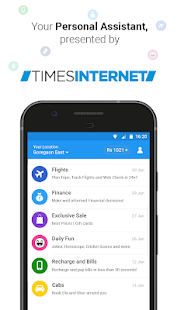 App Haptik Assistant - Reminders, Flights, Daily Quiz APK for Windows Phone