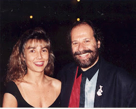 Photo: With the talented Brazilian composer Joao Bosco during his US tour