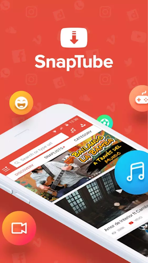 |Snaptube| HD for PC