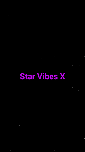 Star Vibes X