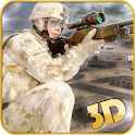 Elite Duty Sniper: War shooter icon