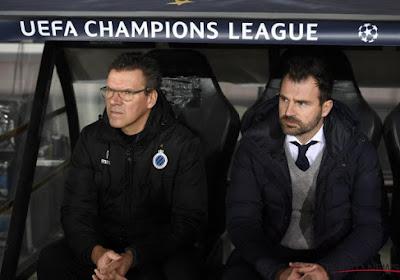 """Leko se défend : """"Un mauvais parcours ?  Nous avons trois points d'avance sur Anderlecht, six sur Gand et sept sur le Standard"""""""