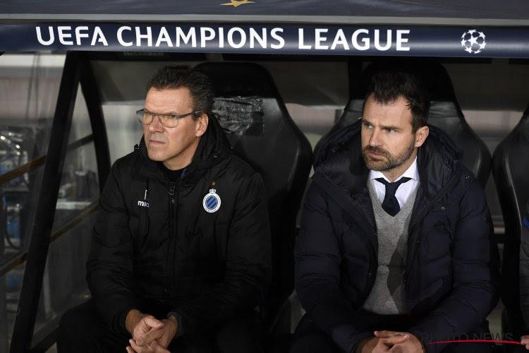 """Afscheidnemende T2 Club Brugge: """"Veel onbegrip bij de spelers"""""""