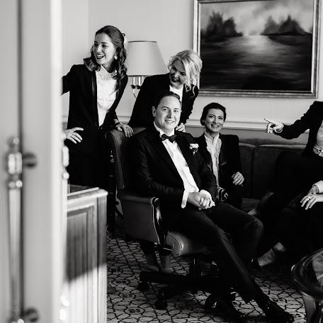 Fotógrafo de bodas Aleksey Usovich (Usovich). Foto del 06.03.2018