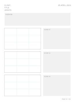 Graph Storyboard - Storyboard item