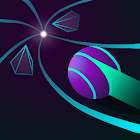 Octagon - play ball, rolling sky game! icon