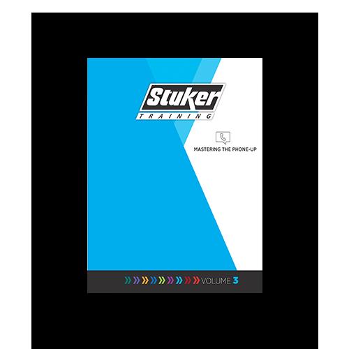 Stuker Training Manual Volume 3