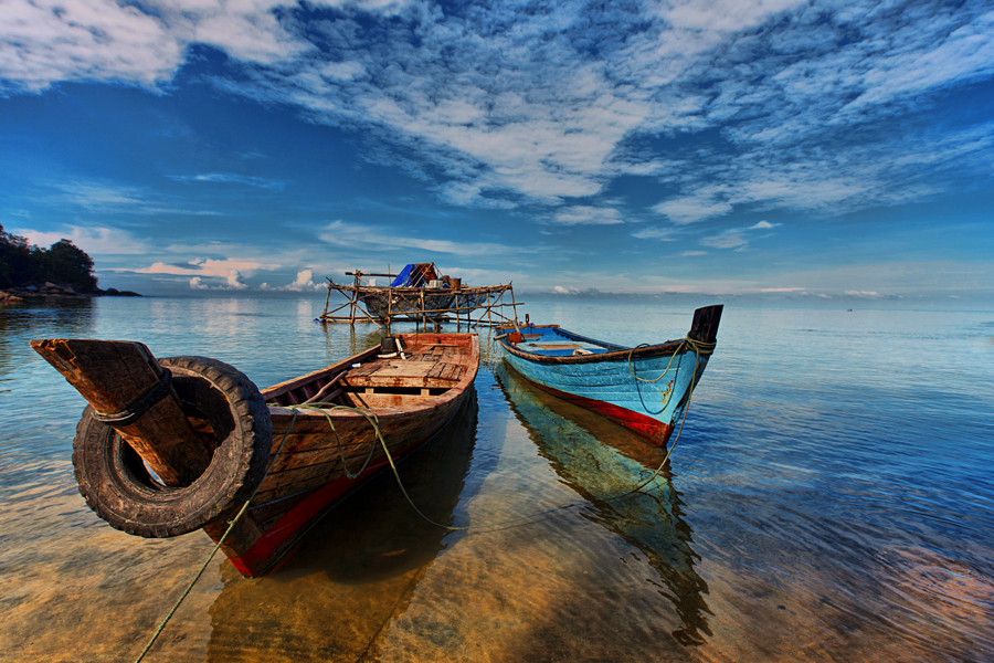 by Jomandi Loka - Transportation Boats