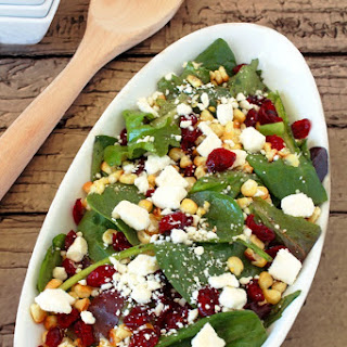 Tart & Tangy Spinach Salad A Perfect Summer Salad Ideas