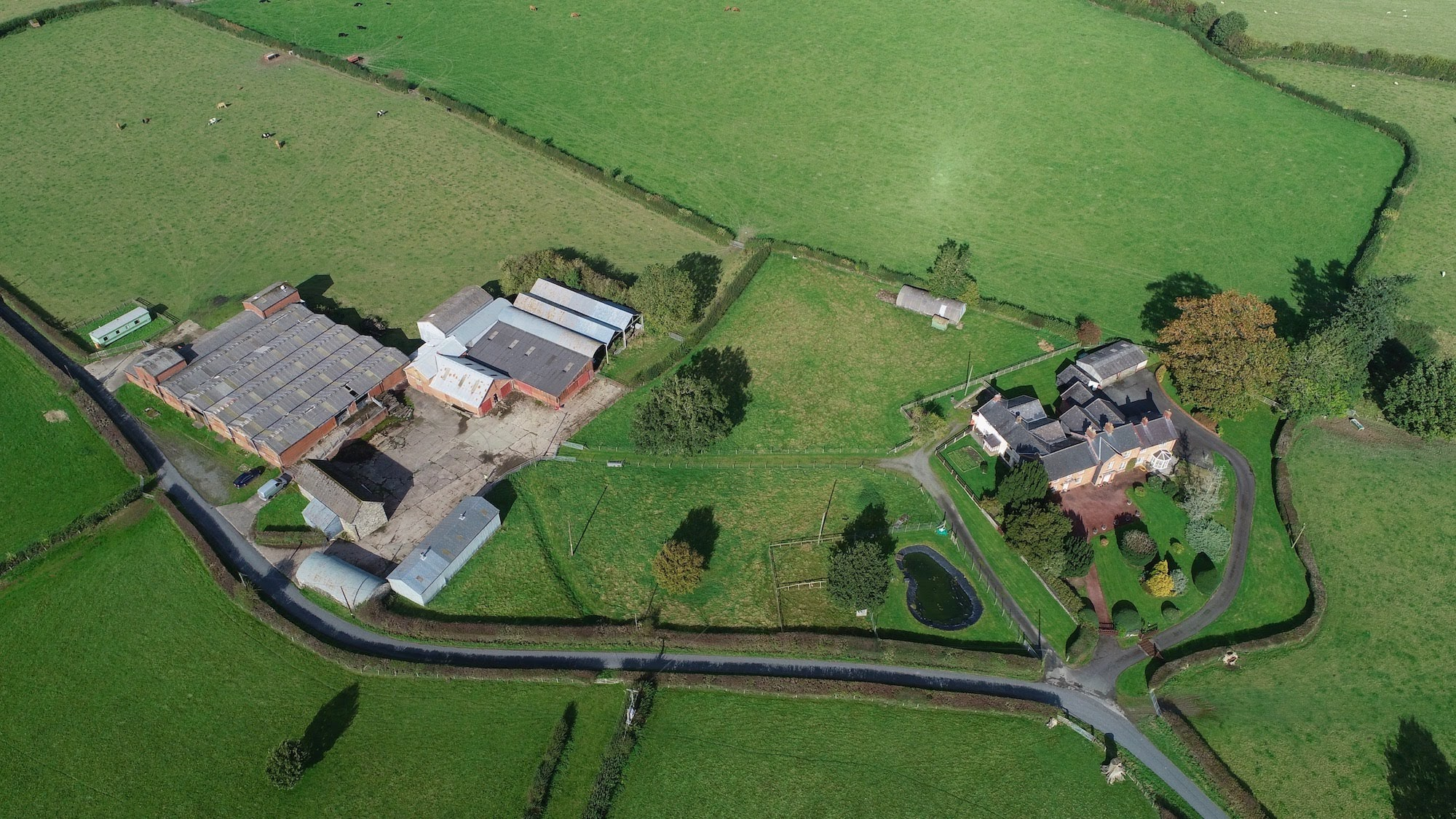220 acre with period property for sale