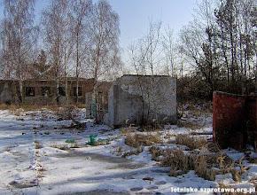 Photo: Budynki wartownicze