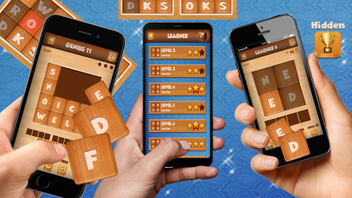 Word Crush : Swipe Hidden Words 1.0.8 screenshots 6