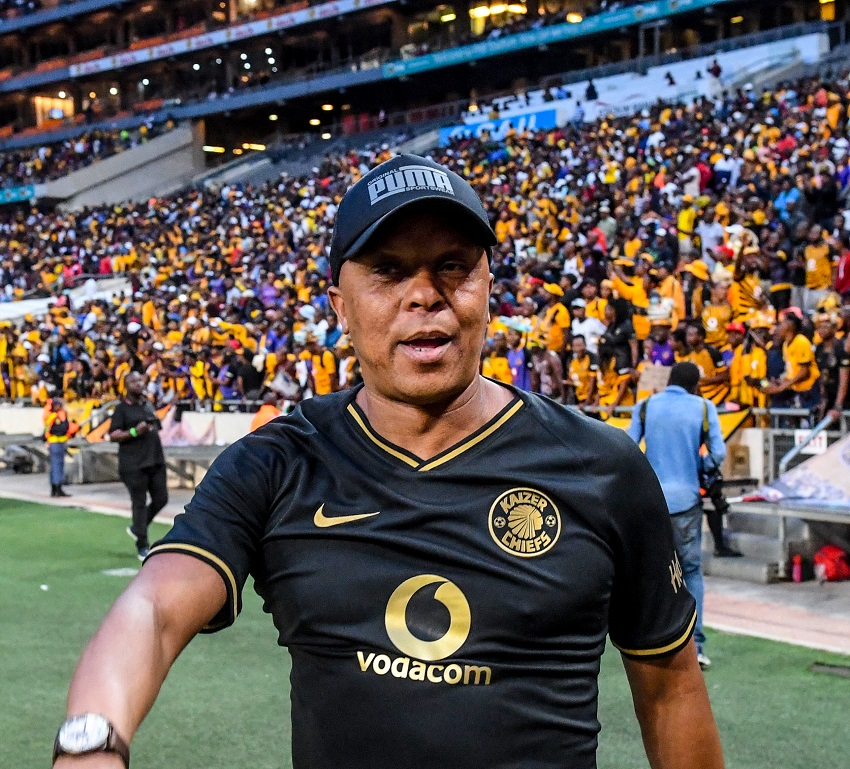 Kaizer Chiefs great Doctor Khumalo remembers playing in front of Maradona: 'he just walked in with his family' - SowetanLIVE