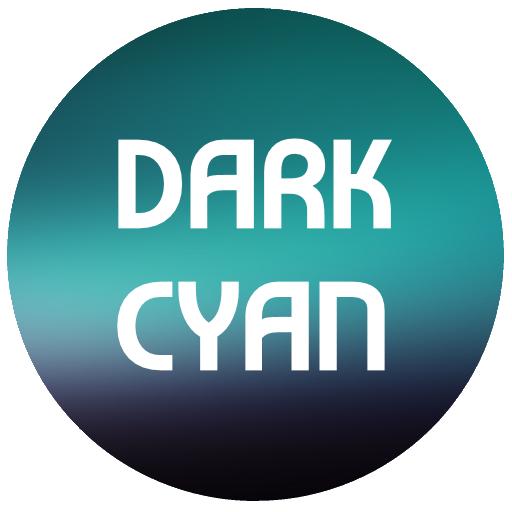 Dark Cyan Theme For LG G6 - G5 - V20 - V10 - K10