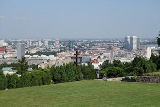 Photo: Bratislava ze Slavína