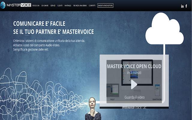Mastervoice Desktop Sharing
