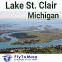 Lake St.Clair Gps Navigator icon