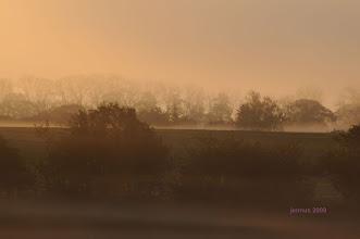 Photo: ... und aus den Wiesen steiget Der weiße Nebel wunderbar.