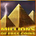 Pyramid of Pharaoh's Treasure - Egyptian 777 Slots icon