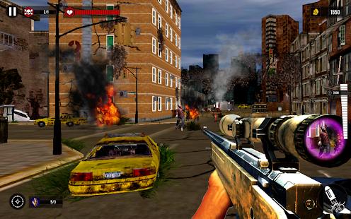 Zombie Last Hope Sniper 3D 1 2 Hileli APK indir Mod Download