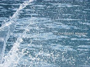 Photo: ABSTRACT CATEGORY, FINALIST. Crashing wave on the Napali Coast, Kauai. Photo by Kathy Hatfield, Bettendorf, Iowa.