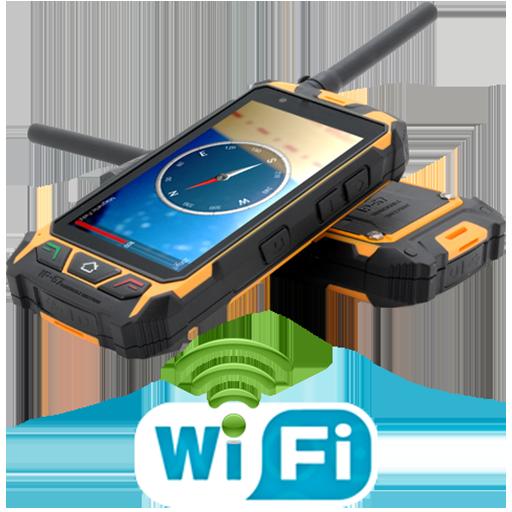 Wifi Walkie Talkie ( Free ) 通訊 App LOGO-APP開箱王