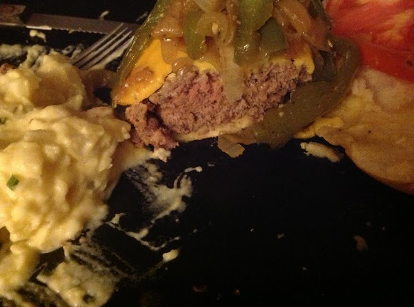 Serve on buns, and top with the peppers and onions, & other condiments as...
