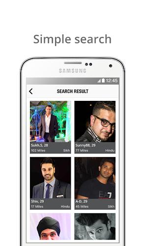 sociálne datovania Apps Android