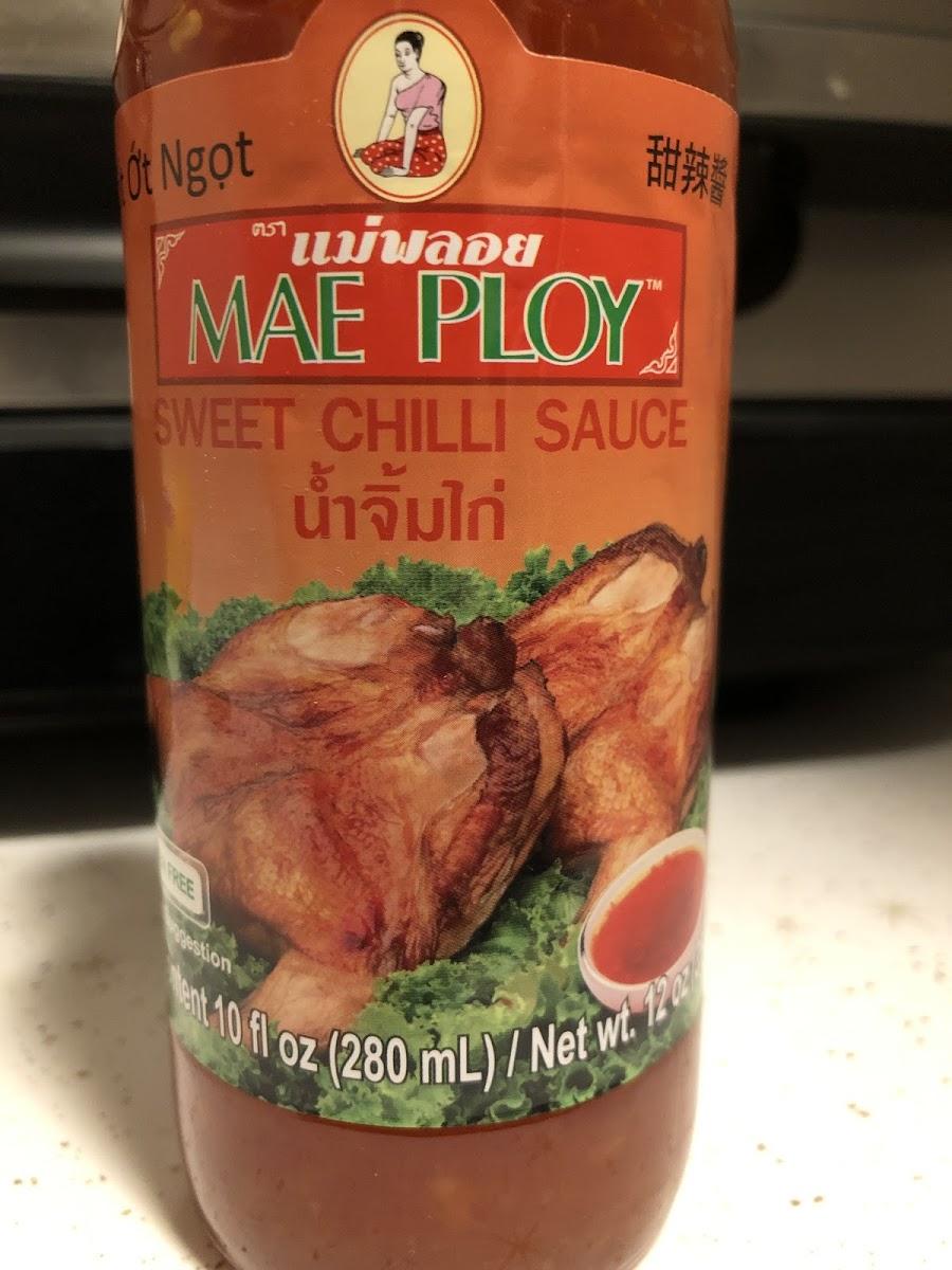 Sauce Piment Doux Mae Ploy 350G 0