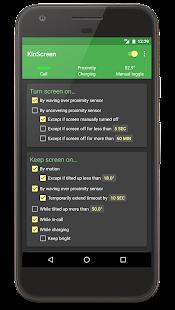 KinScreen - náhled