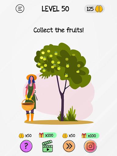 Braindom: Tricky Puzzles, Brain Games Brain Tests  screenshots 14