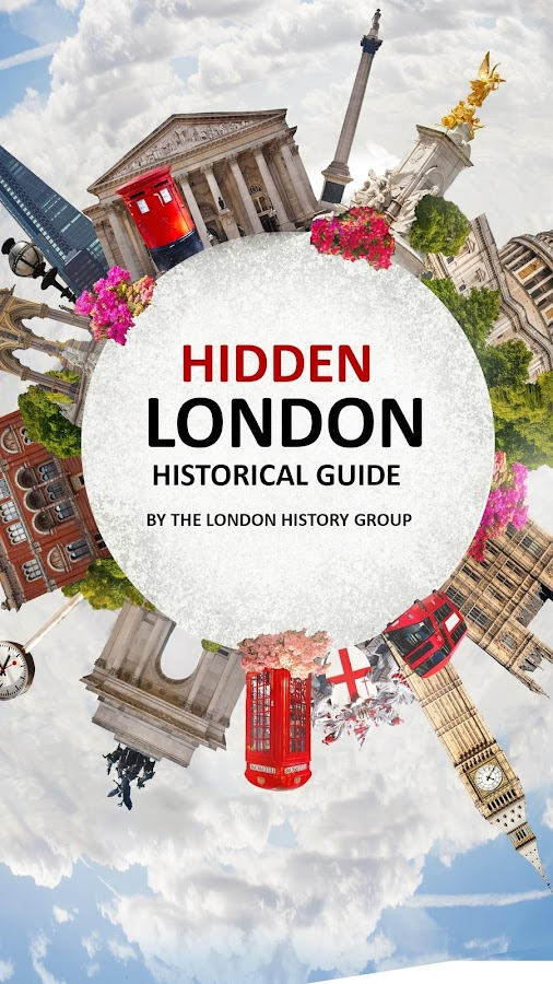 Hidden London- screenshot