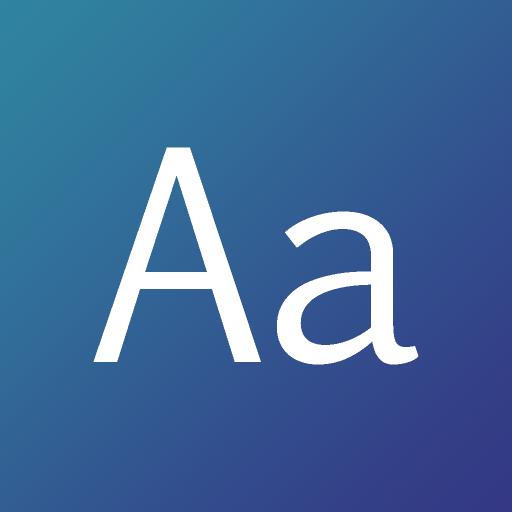 英漢字典 / 英英字典 - 極簡字典 Icon