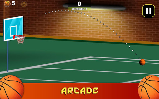 Basketball Shooting android2mod screenshots 8
