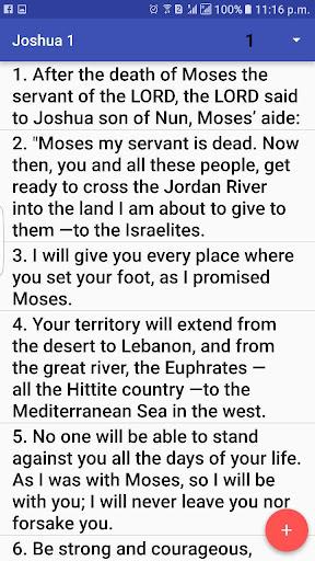 NIV Bible Free 9.0 screenshots 2