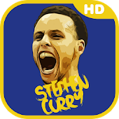 Art: Stephen Curry Wallpaper