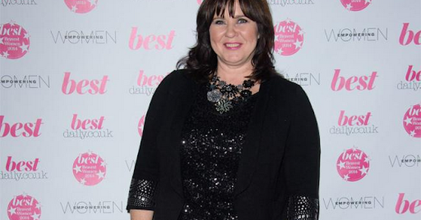 Ray Fenstone found former partner Coleen Nolan's performance  'emotional'