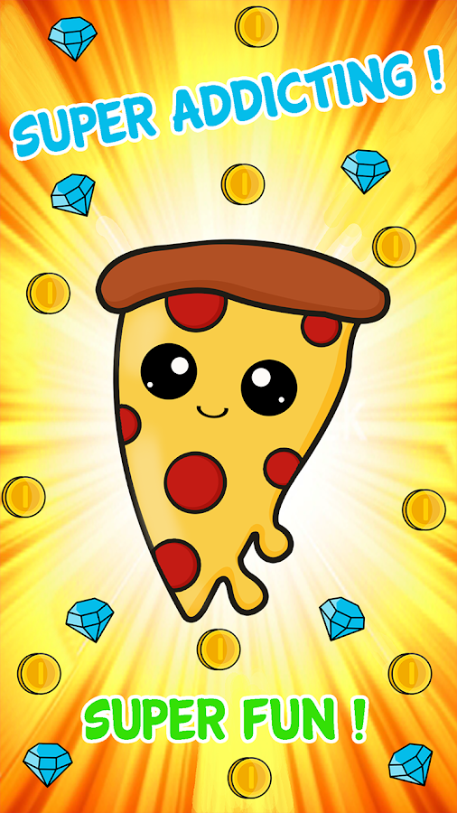 Pizza Evolution - Flip Clicker – Screenshot