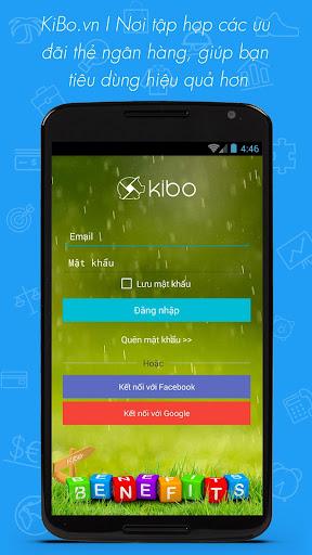 Kibo.vn - Ưu đãi thẻ ngân hàng