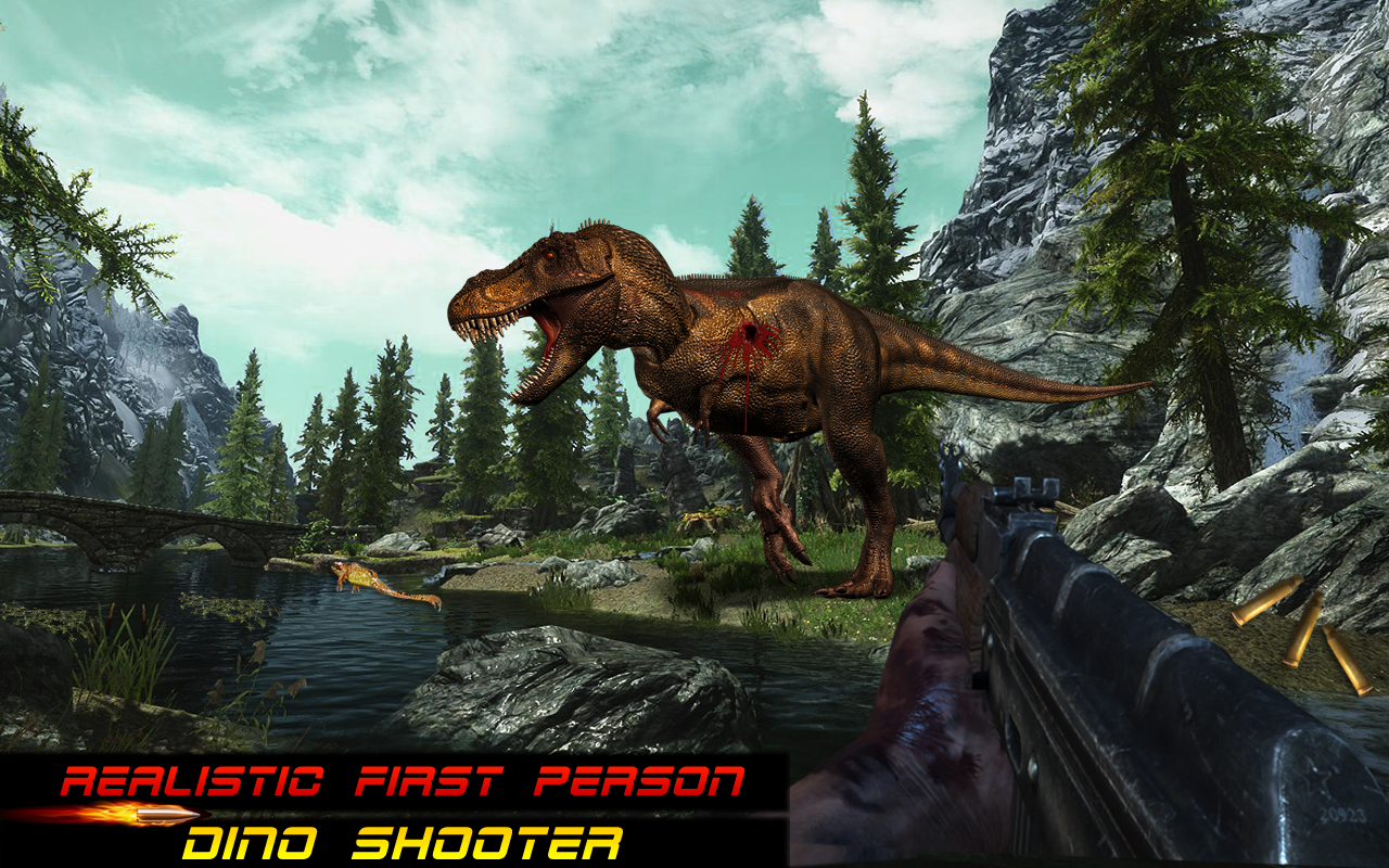 Dinosaur Hunter Deadly Hunt- screenshot