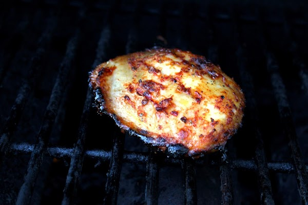 For the last 5 minutes cook over direct heat to caramelize.