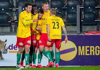 'Club Brugge én Anderlecht met elkaar in de clinch voor Fashion Sakala van KV Oostende'