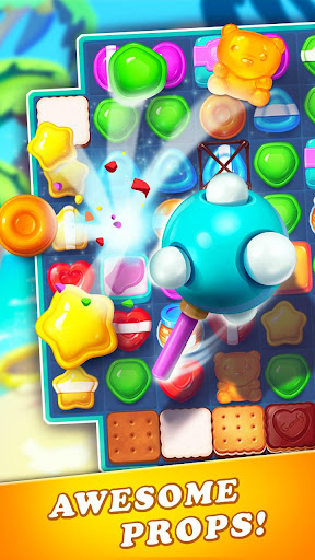 Candy Bomb Smash Screenshot
